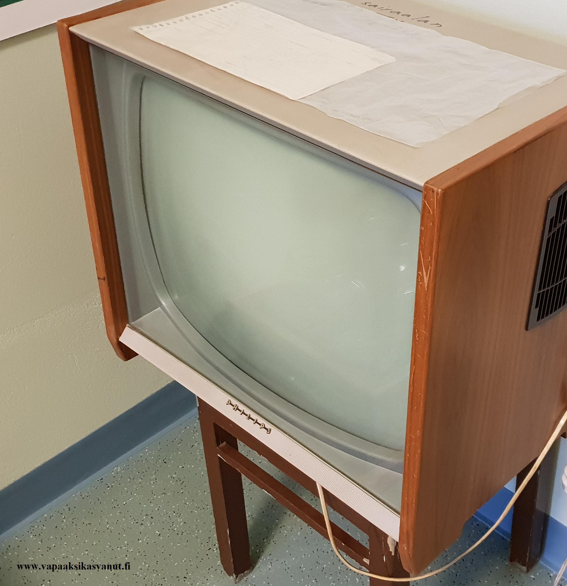 Kun televisio oli syntiä